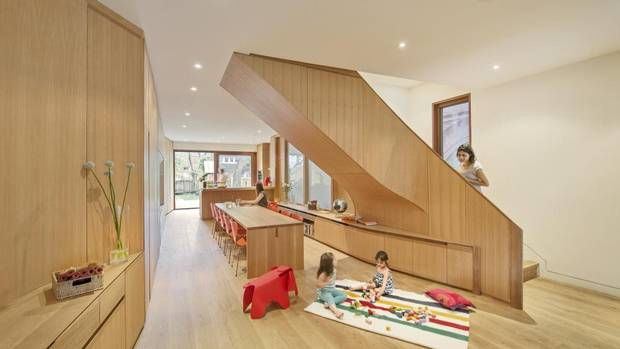 A Design Forward Annex Renovation The Globe And Mail