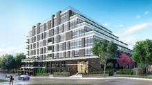 Avenue and Park is a seven-storey project that will offer 36 large suites with access to a team of support staff and services. (Stafford Developments)