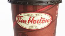 Number 8: Tim Hortons (Kevin Van Paassen/The Globe and Mail/Kevin Van Paassen/The Globe and Mail)