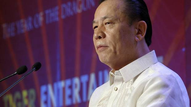 Japanese billionaire Kazuo Okada's Universal Entertainment Corp. funnelled at least $30-million (U.S.) to an ex-consultant for the Philippines gaming authority who is now at the centre of a bribery investigation, according to sources and company records. (ROMEO RANOCO/REUTERS)