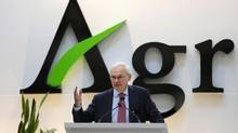 Mike Wilson, president and CEO of Agrium (TODD KOROL/REUTERS)