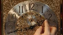 Daylight time begins March 10. (Doug Ives/The Canadian Press)