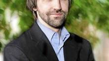 Steven Guibeault, co-founder of Equiterre, a non-profit and non-governmental organization.