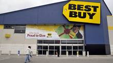Electronics chain Best Buy, whose Heartland location in Mississauga is seen here Dec. 2, 2010, offers a barometer on the state of the U.S. economy. (J.P. MOCZULSKI For The Globe and Mail/J.P. MOCZULSKI For The Globe and Mail)
