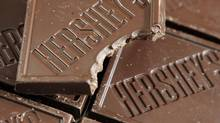 Hershey Canada Inc. is one of the defendants in a price-fixing lawsuit against Canadian chocolate producers. The defendants have agreed to pay $23.2-million to settle the class-action lawsuit. (ELISE AMENDOLA/ASSOCIATED PRESS)