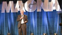 Magna International founder Frank Stronach (FRANK GUNN/THE CANADIAN PRESS)