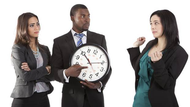 A new CareerBuilder.com study found that more than a quarter (26 per cent) of workers admit to being tardy at least once a month, and 16 per cent are late once a week or more. (Paul Vasarhelyi/Getty Images/iStockphoto)