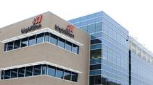 BHP Billiton downtown Saskatoon, SK office. (DAVID STOBBE For The Globe and Mail)