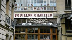 Chartier: always cheap and always packed.