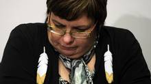Attawapiskat Chief Theresa Spence, shown in December, 2011. (Sean Kilpatrick/THE CANADIAN PRESS)