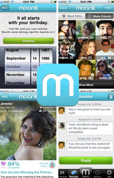 Moonit dating site