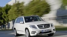 2013 Mercedes-Benz GLK250 (Mercedes-Benz)
