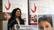 Allison Sekuler, associate vice-president at McMaster University, at Congress 2014 in Toronto Friday.