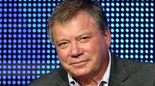 William Shatner in 2010 (Getty Images)