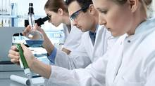 Canadian businesses plan to spend $15.5-billion on R&D this year, up 0.9 per cent from $15.4-billion in 2011, Statistics Canada said Thursday. (Alexander Raths/Getty Images/iStockphoto)