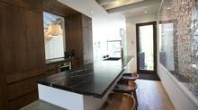 Guy Knowles's kitchen (Kevin Van Paassen/The Globe and Mail)