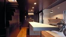 'FW.house' by atelier A5 in nukui, nerima-ku, tokyo, japan. (Images courtesy atelier A5, kenichi suzuki)
