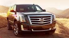 2015 Cadillac Escalade (General Motors)
