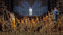 An image from the Stratford Festival's Broadway production of Jesus Christ Superstar, directed by Des McAnuff. (Joan Marcus)