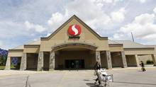 Supermarket chain Sobeys Inc. says its $5.8-billion acquisition of Safeway's Canadian assets will give it a foothold in sought-after retail markets in Western Canada. (Todd Korol for The Globe and Mail)