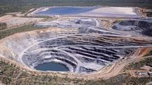 Stock image of a uranium mine. (JohnCarnemolla/Getty Images/iStockphoto)