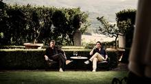 The Trip to Italy, the sequel to The Trip?, features Steve Coogan and Rob Brydon as they motor down almost the length of Italy. (Ciro Meggiolaro/eOne films)