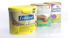 While the latter may sound wholesome, homemade baby formula is not a safe substitute for breast milk, three major Canadian health organizations warn. In an advisory released on Wednesday, Health Canada, the Canadian Paediatric Society and Dietitians of Canada caution that homemade formulas have been linked to malnourishment and fatal illnesses in infants. (Kevin Van Paassen/The Globe and Mail)
