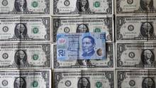Mexico's peso is bearing the brunt of the political uncertainty in global markets, acting as a barometer of investor anxiety about the U.S. election. (Edgard Garrido/Reuters)