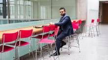 Schulich MBA Mitesh Chadha swtiched his studies to part-time from full-time so that he could take a new job. Without that option, 'I would not have explored the job offer,' he says. (Jennifer Roberts/The Globe and Mail)