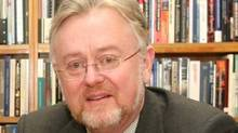 William Schabas, a Canadian teaching at Middlesex University in England, serves on the editorial board of the Israel Law Review. (handout)