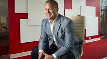 Target Canada president Mark Schindele in Toronto on Aug. 12, 2014. (Kevin Van Paassen For The Globe and Mail)