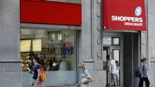 A Shoppers Drug Mart franchise in Toronto. (Ryan Carter/Ryan Carter)