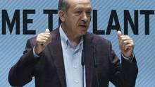 Turkish Prime Minister Tayyip Erdogan: Mr. Erdogan's AK Party government has kept the economy growing at an average rate of 5 per cent annually since it came to power in 2002. (Associated Press)