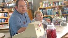 A still from Corner Gas