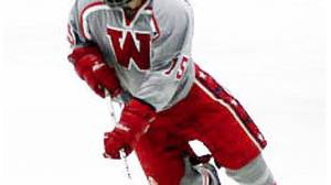 Levi Johnston played for the Wasilla Warriors high-school hockey team.