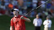 With more than $1-million (U.S.) in earnings this season, David Hearn has already bested his 2012 season on the PGA Tour. (Charlie Neibergall/Associated Press)