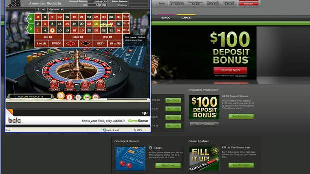 B C Online Gambling Glitches Fixed The Globe And Mail