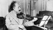 Picture dated 1931 of German-born Swiss-US physicist Albert Einstein (File photo | AFP/File photo | AFP)