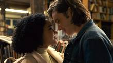 Based on the novel by Nicola Yoon and adapted for the screen by J. Mills Goodloe, Everything, Everything is a tale of young, interracial love between a housebound girl Maddy (Amandla Stenberg) who has an immunodeficiency disorder, and Olly (Nick Robinson), the smokin' hot, moody boy next door. (Courtesy Warner Bros. Entertainm/Courtesy Warner Bros. Entertainm)