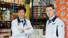 Korea Food Trading Inc. (Photo by Joanne Ratajczak)