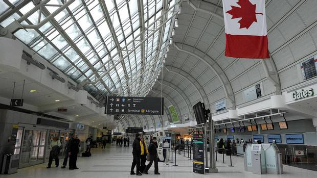 Toronto Pearson Airport Pictures Toronto's Pearson Airport