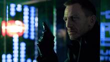 In this image released by Sony Pictures, Daniel Craig portrays James Bond in a scene from Skyfall. (Francois Duhamel/AP)
