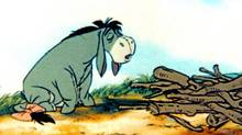 Like Eeyore, Type Ds are vulnerable to depressive mood states. (�Walt Disney Co./Courtesy Everett Collection)
