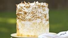 Sprinklebakes Banana Pudding Cake