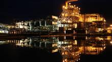 Equinox Minerals Ltd.'s copper plant in Lumwana, Zambia. (EQUINOX/EQUINOX)