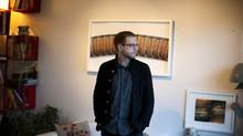 Artist Randy Grskovic said part of the problem is that city politicians view artists as small businesses rather than contributors to vibrant communities. (Rafal Gerszak for the globe and mail)