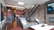 The eight-year-old Beach House loft building won a 2009 Toronto Urban Design award.