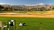 Faldo Golf Institute at Marriott's Shadow Ridge Resort in Palm Desert, CA.