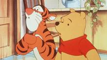 Tigger and Winnie the Pooh (ABC)