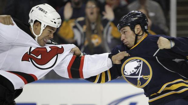 Enforcers Going Down Without A Fight As NHL Hands Out Stiffer Penalties